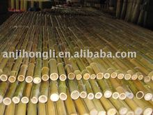 Substantial Natural bamboo fence