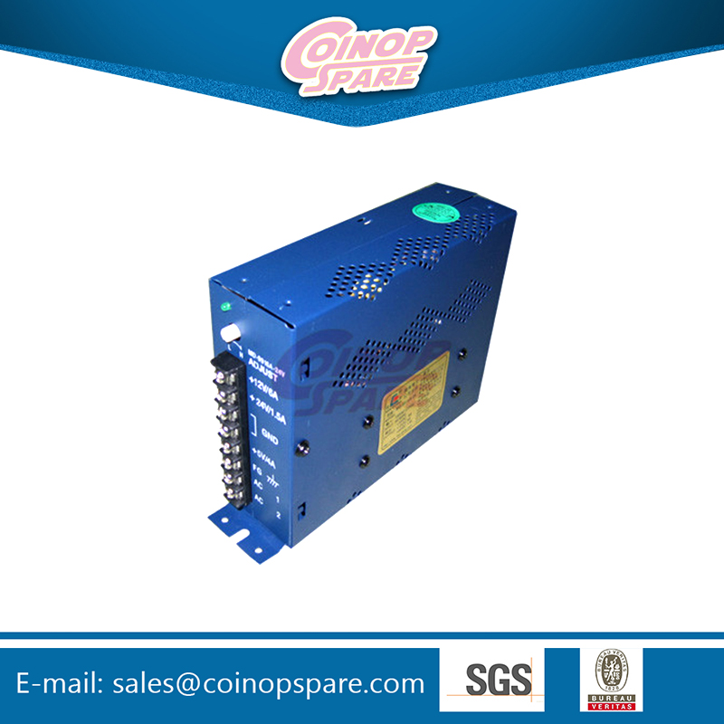 MD-9916A China supplier 12v4a 5v 16a arcade power supply