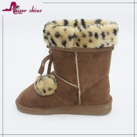 Low price snow boots free sample shoes ; wholesale women winter snow boot