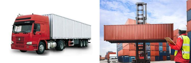 cimc reefer 20ft container for algeria