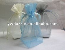 wholesale organza bags from Yiwu market
