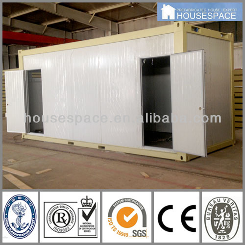 Solid Sandwich Panel Timber Log House
