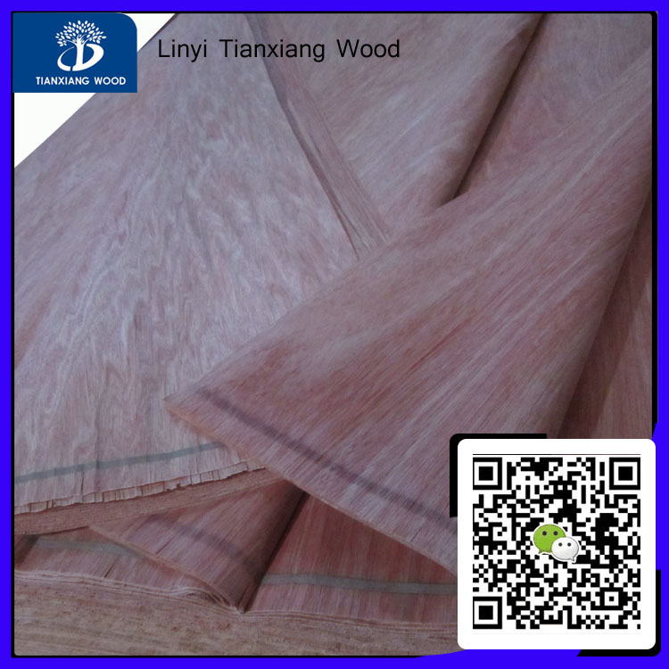 Vietnam 0.17mm Bintangor Wood Veneer