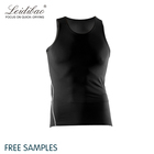Fashion breathable custom logo fitness mens gym bodybuilding tank top