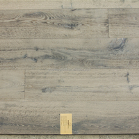 Chemical Treated Oak Engineered Wood Flooring