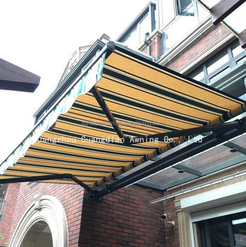 Collapsible sunfun awnings