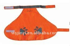 Bulk wholesale reflective pet clothing with high light