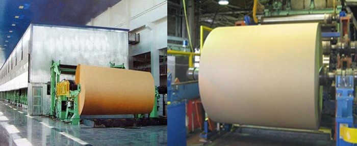 craft paper making machinery