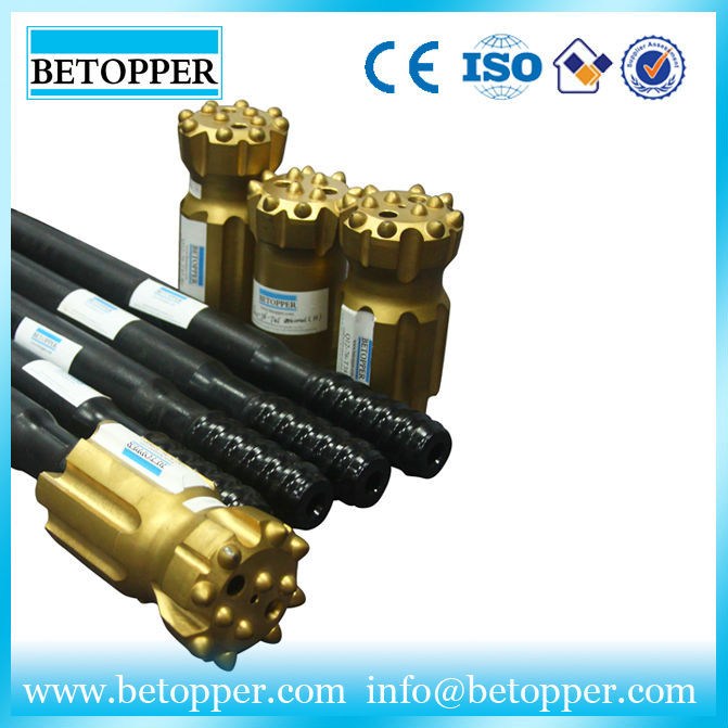 Hot!drifting drill rod/ extension rod