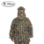 3D Leafy Mesh Ghillie Suit with Hat and Mask Combo Included