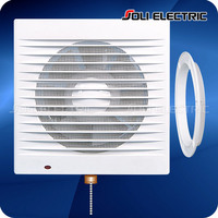 Full ABS Plastic Office, Toilet, Bathroom Small Ventilation Fan