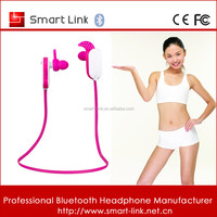 Factory directly offer mini Bluetooth sports stereo V4.1 earbuds & headphone & earphones