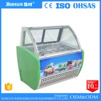 warming showcase gas fridge vertical baking food freezer