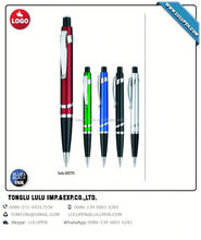 fatty photo Pen Promotion Pen with roll out paper (Lu-8370)