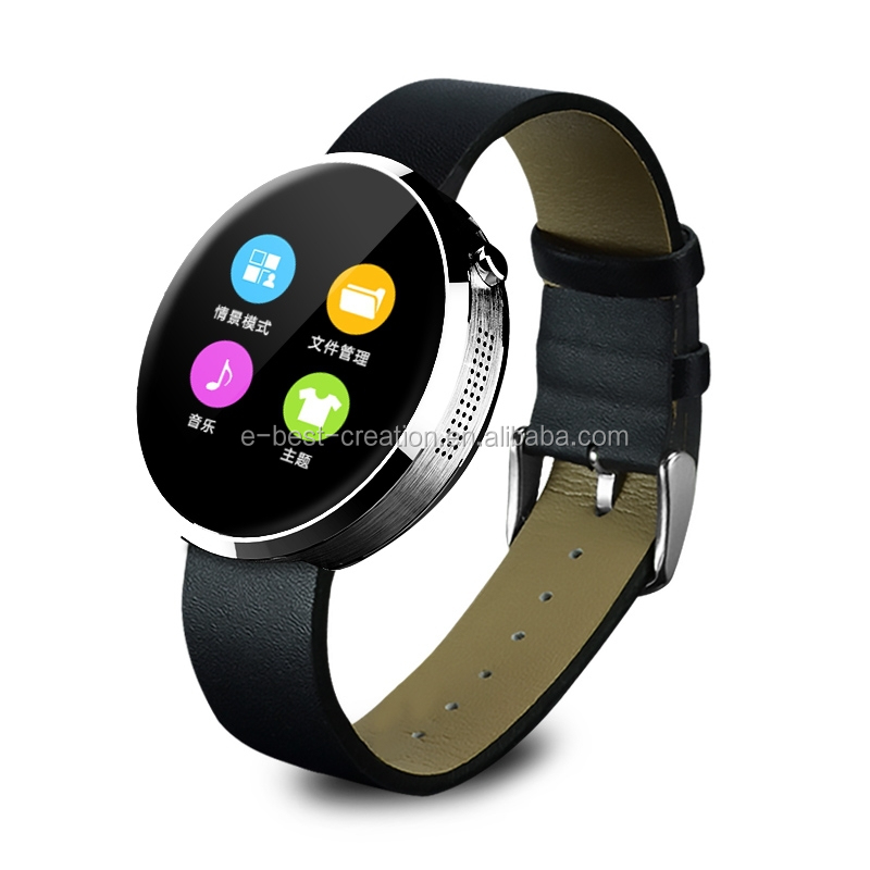 2015 new arrival bluetooth smart watch for all android supporting IOS phone DM360