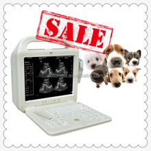 Autonola 2D Ultrasound scanner for farm animal use