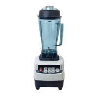 1500W 2L commercial smoothie maker, electric mini juicer, food extractor