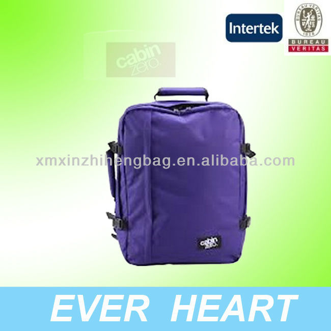Cabin Zero Ultra Light Large Capacity Backpack Trendy Teenage School Bag Purple