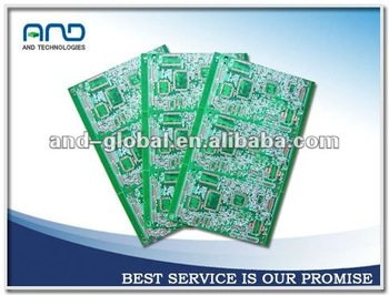 High Frequency Hot sale 94v-0 Immersion Gold rohs Ups Control Pcb