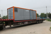 Containerized nitrogen generator fou oil and gas