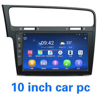 10.2inch Car Stereo android car dvd with mid for Wolkswagen Golf with bluetooth wifi dvr functions