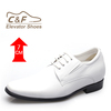 Top designer ivory white wedding shoes men formal dress shoes