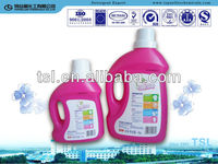 High concentrated liquid detergent formulation