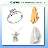 2015 microfiber magic jewelry clothing,made in China