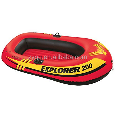 Inflatable Boats Set For Kids And Adults