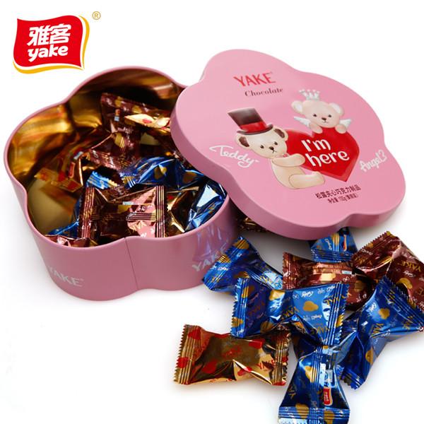 Chocolate Gift Box Flipkart : Truffle chocolate in gift box buy candy