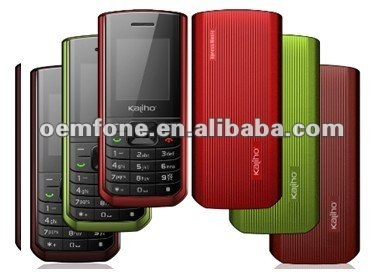 1.8' China low end cell phones K118
