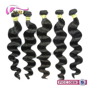 Quality guarantee full cuticle virgin indian remy hair paypal accept