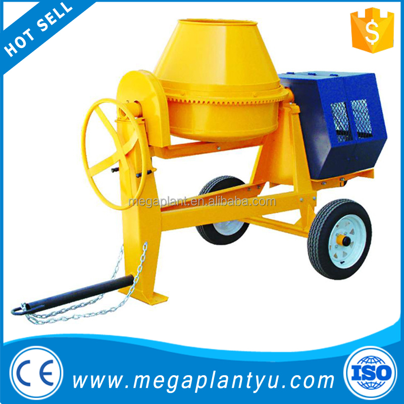 Wholesale Construction Machinary 350L Cement mixing Concrete Mixer
