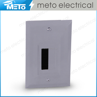 Rectangle MTD2 Outdoor power distribution board