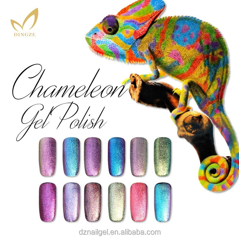 chameleon nail gel polish titan gel bulk buy from china