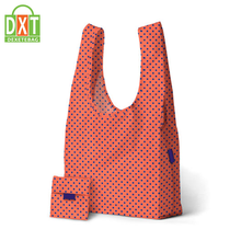 High quality promotional folding shopping ripstop nylon tote bags