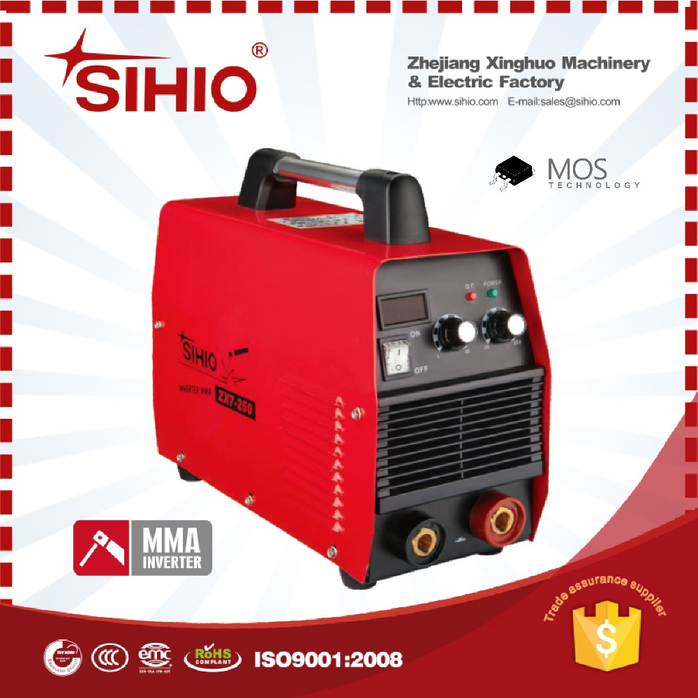 TOP 10 50/60HZ AC DC SAVE 20% Single Board IGBT Inverter DC ARC Welder Mini Portable Single Phase ZX7-200 CE CCC TUV ISO emc
