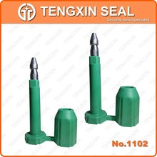 Tamper Evident Security Fuel Tank Seal