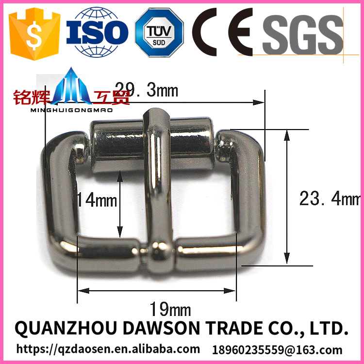 1 1/4 inch trade assurance supplier popular replacement belt buckles