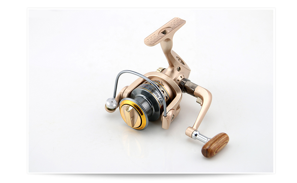 Discount fishing tackle spinning fishing reels go4000 for Handline fishing reel