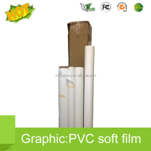 1.06*45.7M glossy translucent pvc stretch ceiling film