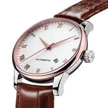 2016 best selling men's 5 atm water resistant stainless steel classic quartz watch price