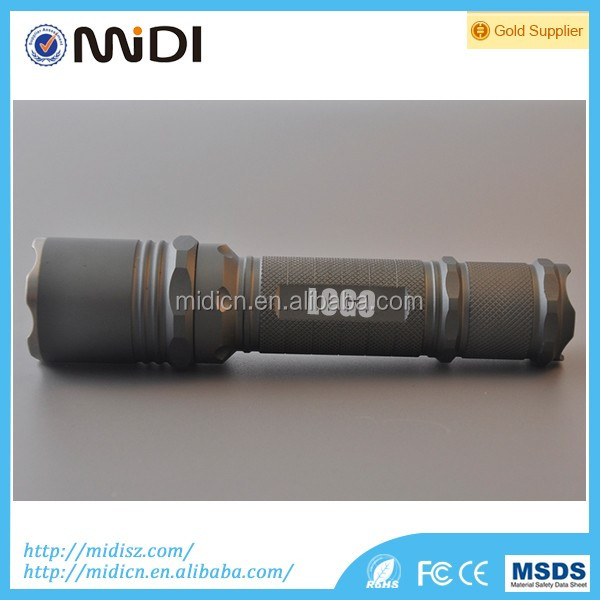 High Power fast track light mini Tactical Led Torch Flashlight