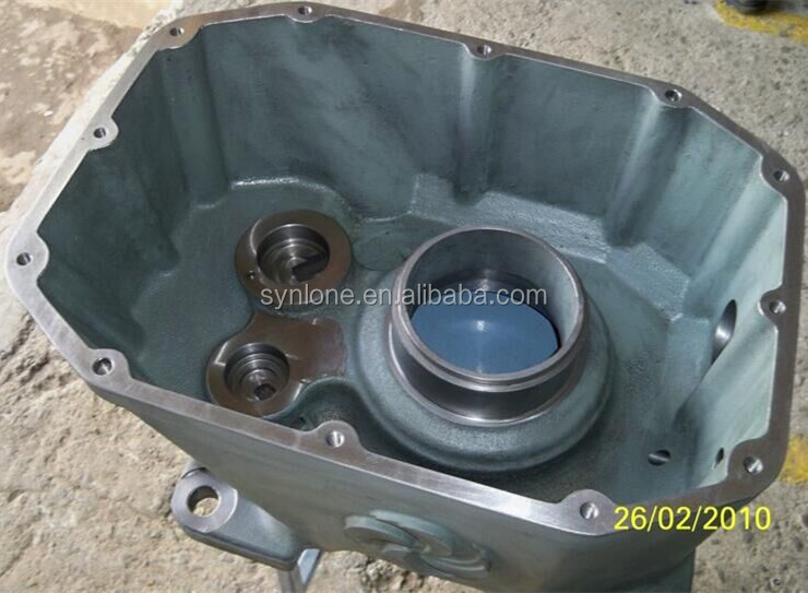 Custom sand casting Gearboxes for auto transmission systems