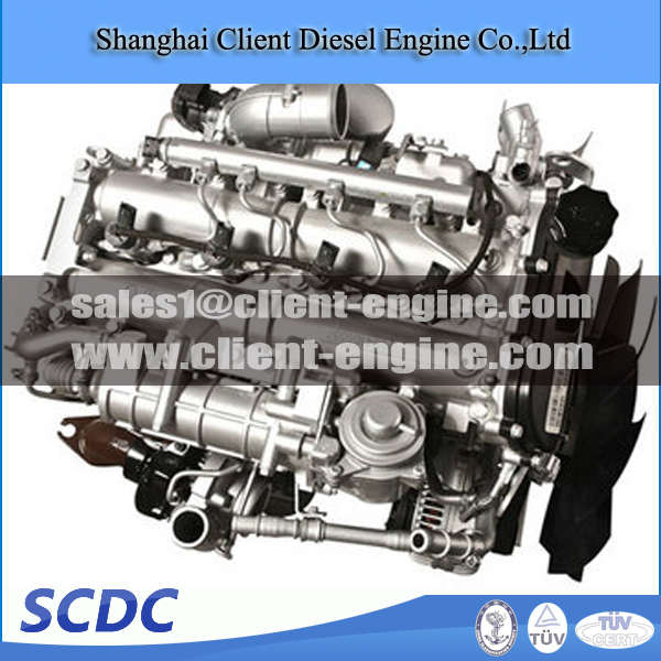 Brand new Fiat Iveco vehicle engine F1C