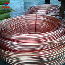 TU0 C10100 C1011 Pancake Coil Copper Pipe