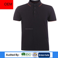 high collar short sleeve for men golf polo shirt