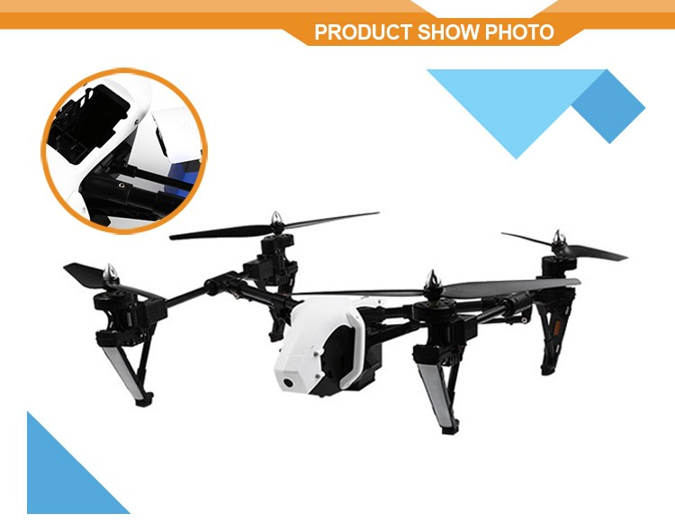 WLtoys Q333 Q333-B 2.4G 4CH 6 Gyro RC Helicopter With 720P Wifi Real-Time Drone with HD Camera