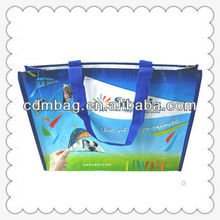 pp woven recycle shopping bag OEM