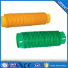customized flexible slilcone rubber bellow